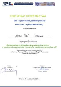 certyfikat-hamak