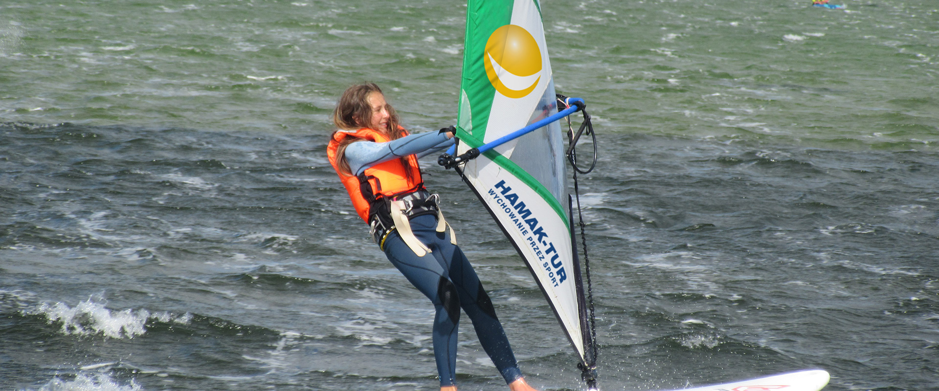 SURF CAMP-WINDSURFING