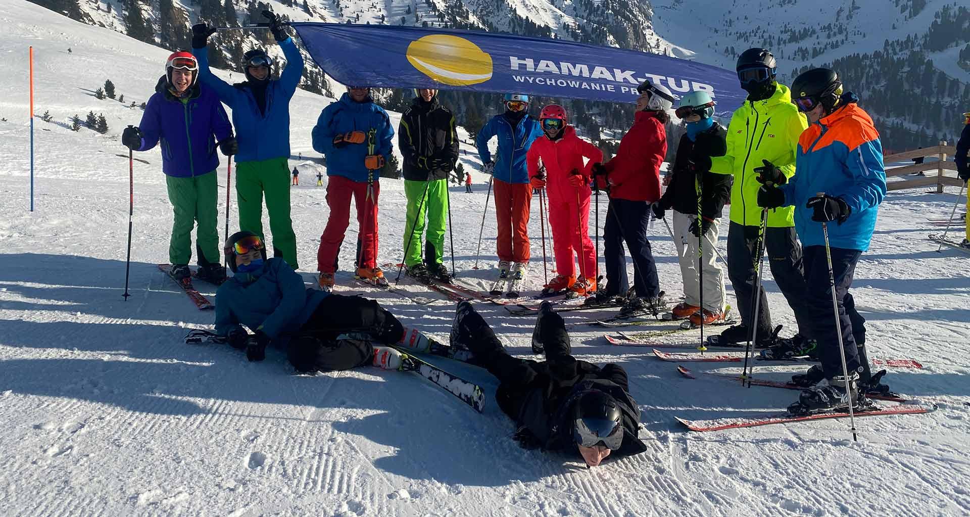 WŁOCHY – HAMAK SKI CAMP – Ski Region Civetta – 2021
